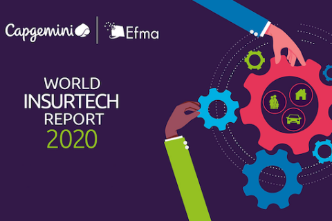 Zelros to participate in World InsurTech Report by Capgemini and EFMA