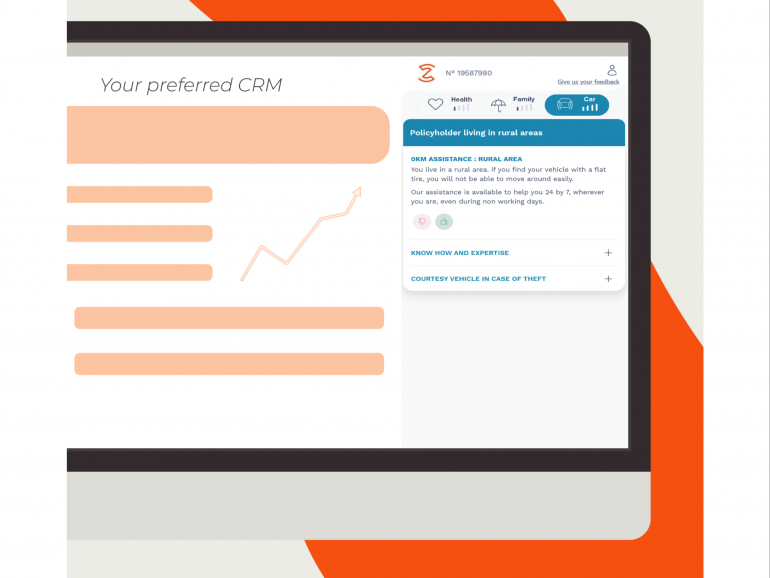 Insurance Data Catalog: Even more personalized advice to your policyholders